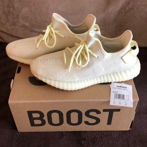 Butter yeezy boost 350